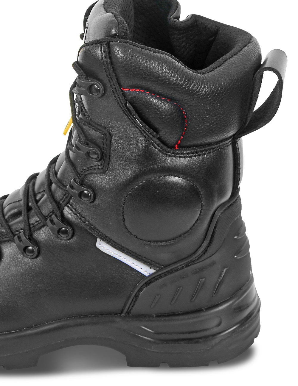 CLICK TRENCHER PLUS SIDE ZIP BOOT - CF67BL