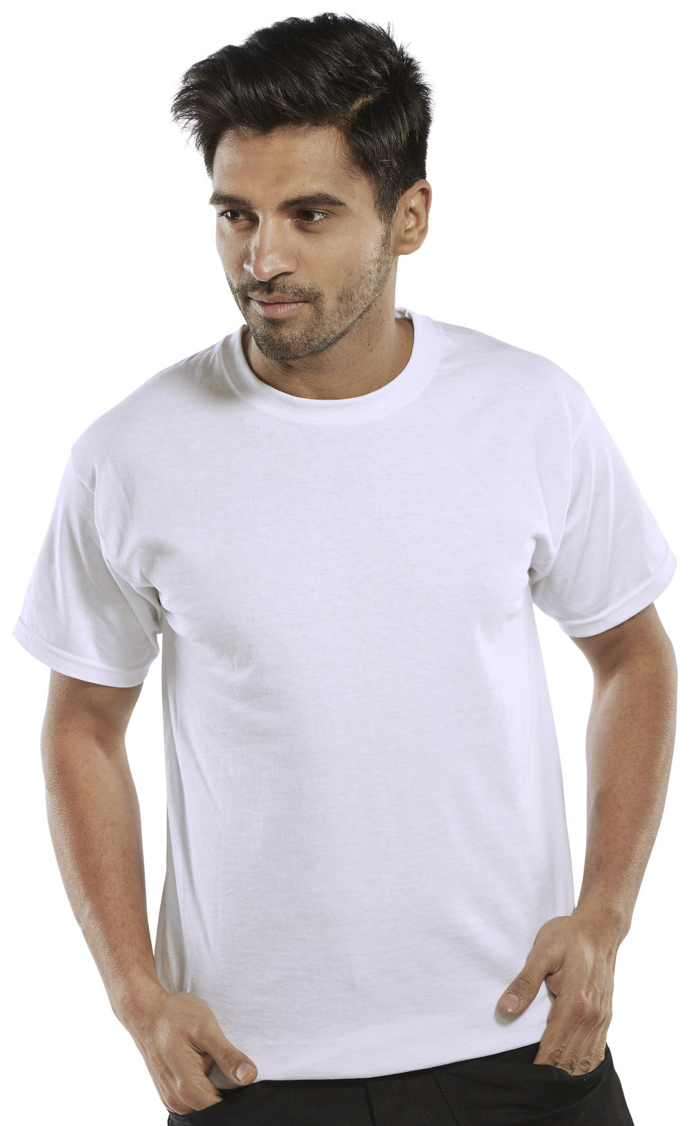 CLICK HEAVY WEIGHT TEE SHIRT - CLCTS