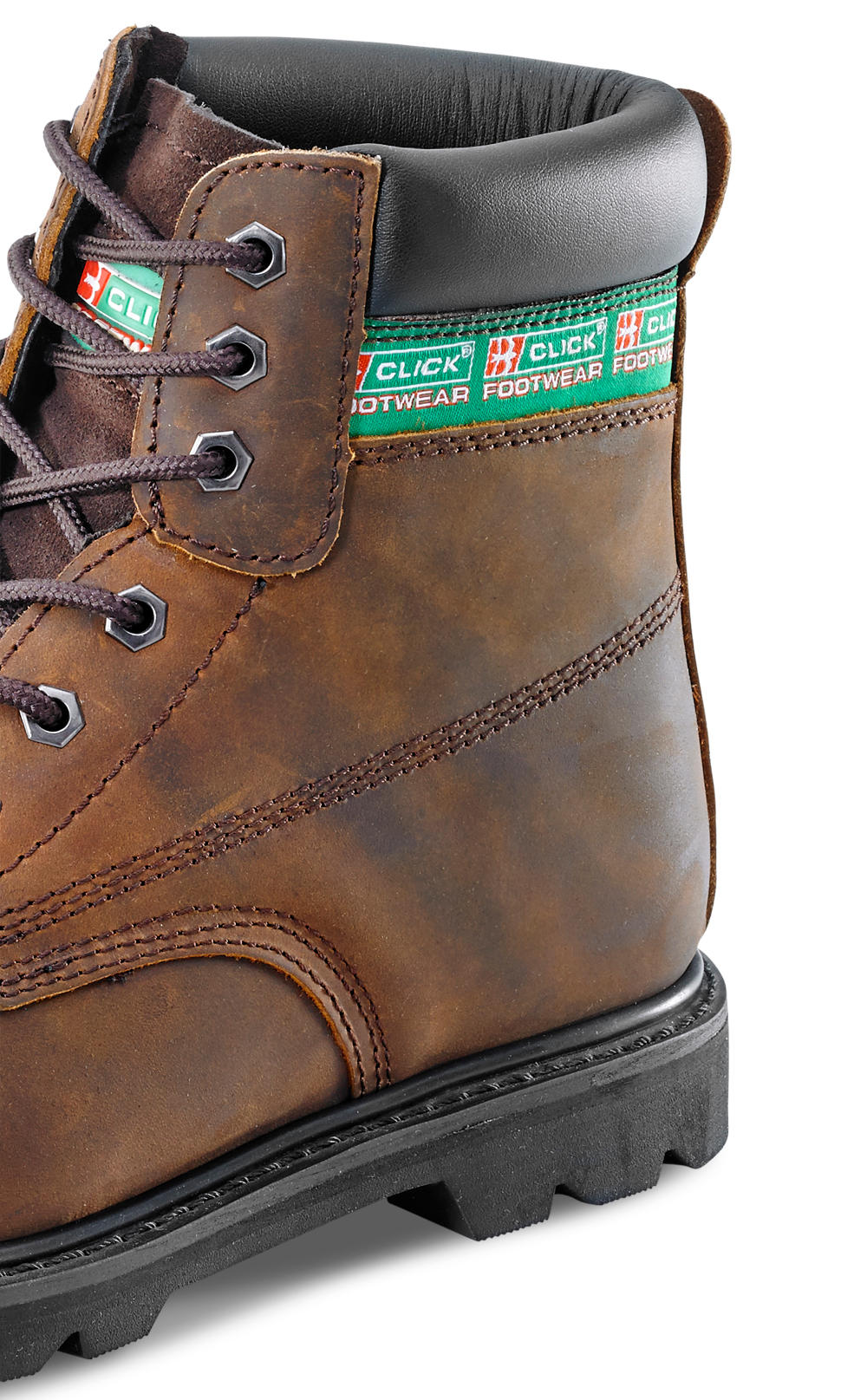 CLICK GOODYEAR WELTED 6 INCH BOOT - GWB