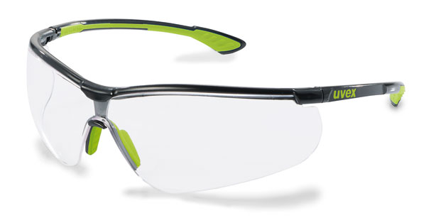 UVEX SPORTSTYLE SPEC CLEAR  - 9193-265