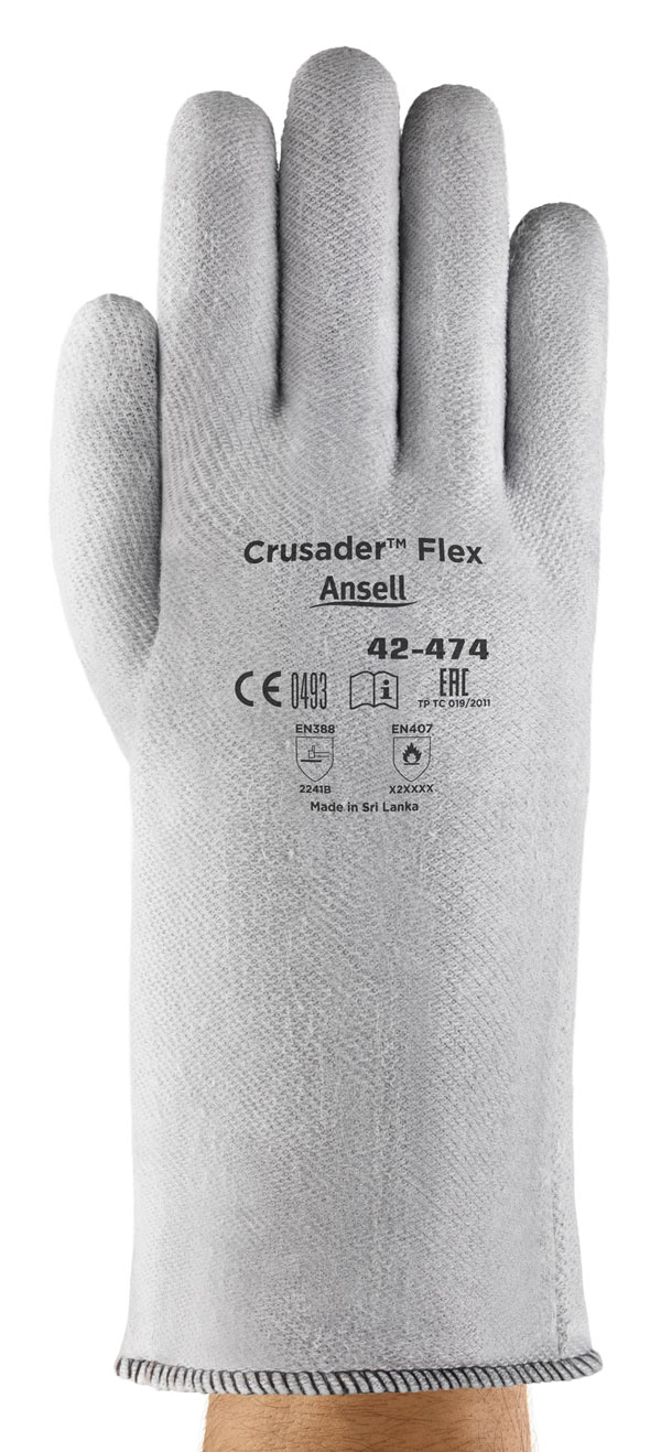 ANSELL CRUSADER FLEX 42-474 GLOVE - AN42-474