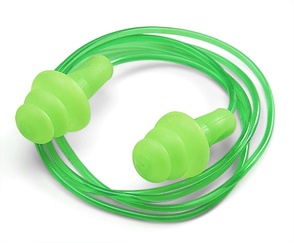 B-BRAND CORDED EASY FIT EARPLUGS - BBEP25C
