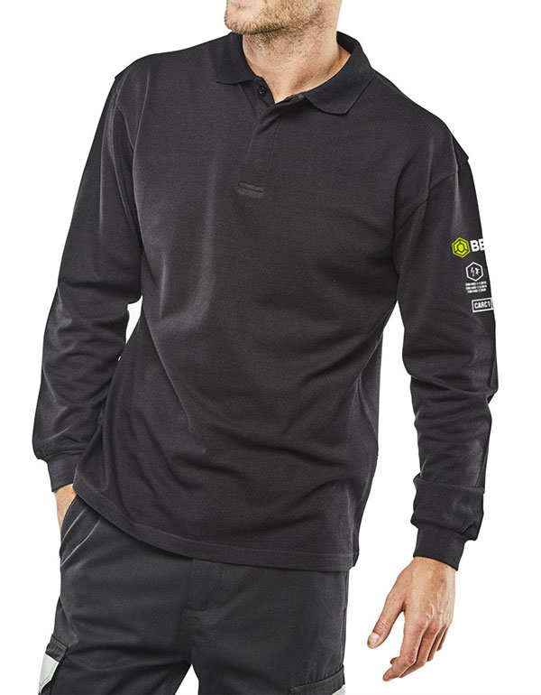 ARC FLASH POLO SHIRT - CARC1N