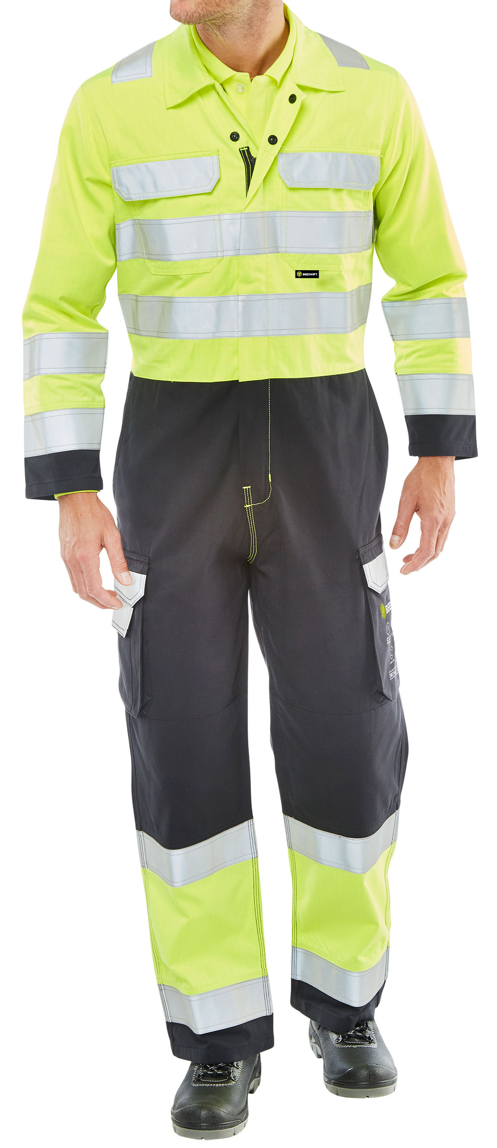 ARC FLASH COVERALL TWO TONE - CARC7