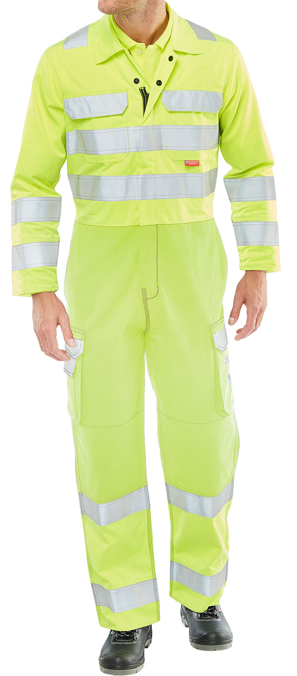 ARC FLASH COVERALL  - CARC7SY