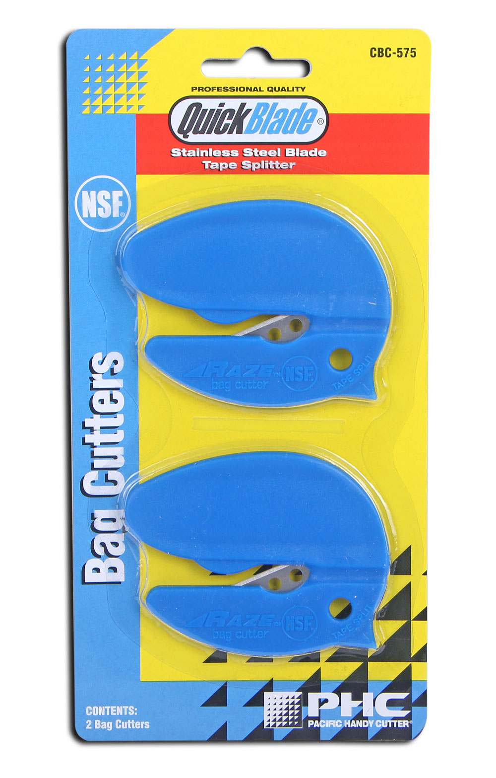 NSF SAFETY BAG CUTTER  - CBC-575