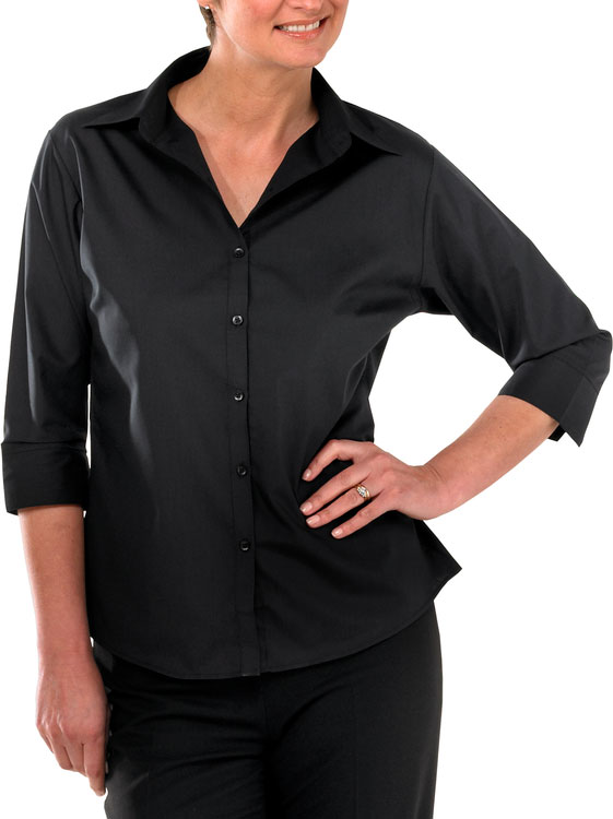 LADIES BLOUSE 3/4 SLEEVE - CCLB