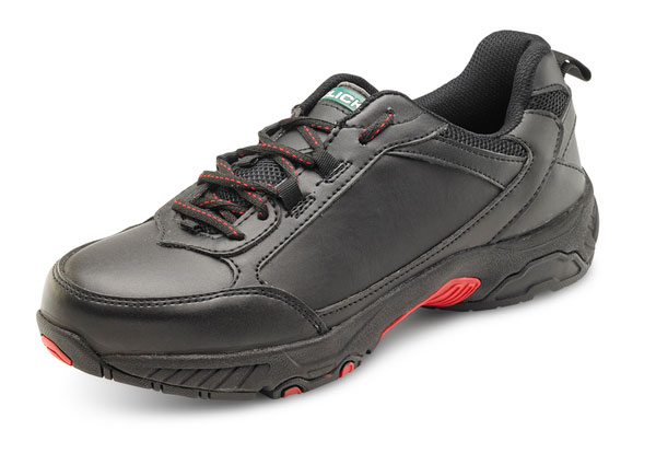 CLICK DOUBLE DENSITY TRAINER SHOE SBP - CF6BL