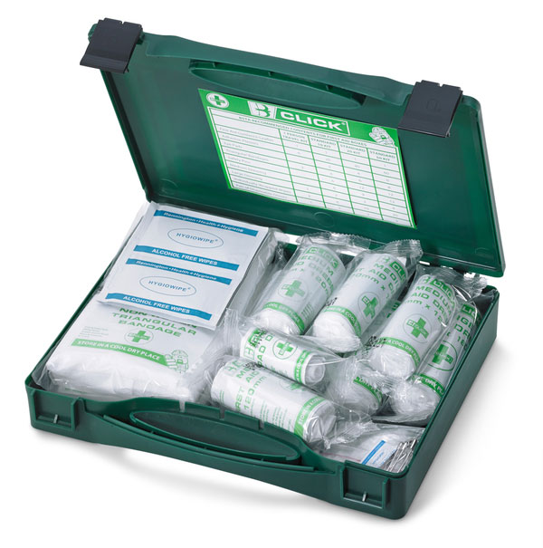 10 PERSON FIRST AID KIT - CM0010