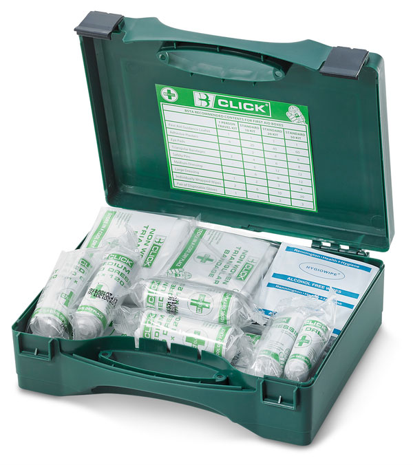 1-10 PERSON HSA IRISH FIRST AID KIT  - CM0013