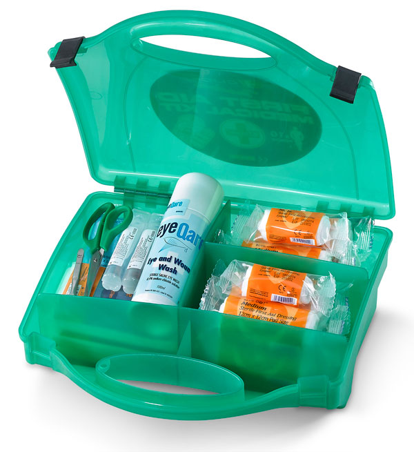 10 PERSON TRADER FIRST AID KIT - CM0210