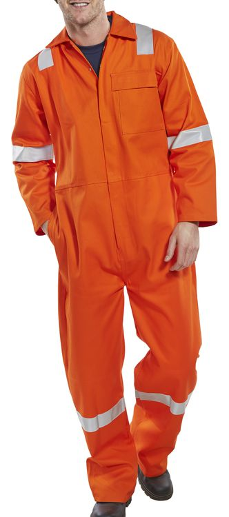 FIRE RETARDANT NORDIC DESIGN BOILERSUIT - CFRBSNDOR