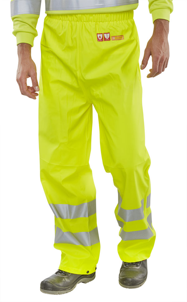 FIRE RETARDANT ANTI-STATIC TROUSERS - CFRLR52