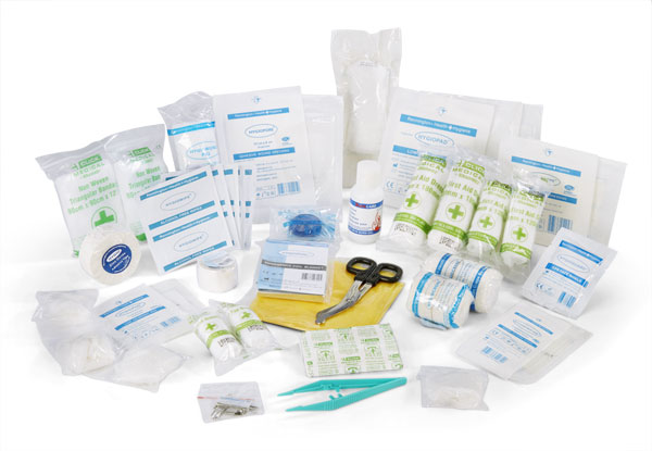 FOOTBALL FIRST AID KIT REFILL  - CM0068