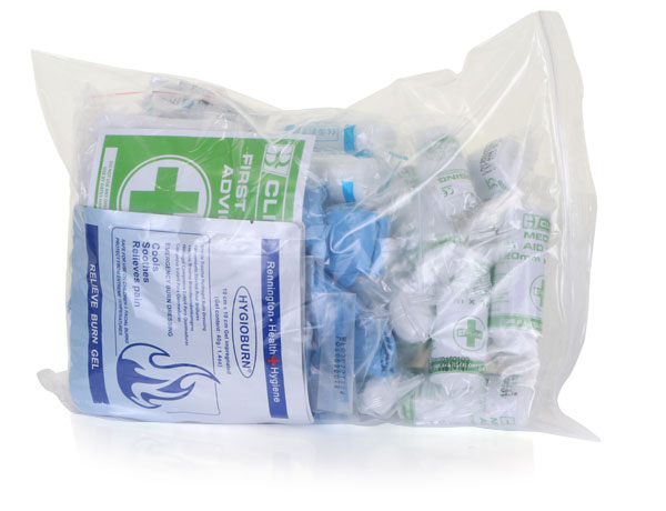 BS8599 MEDIUM FIRST AID REFILL - CM0115