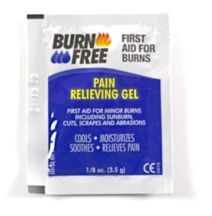 BURN GEL SACHETS 3.5MM (SINGLES) - CM0343