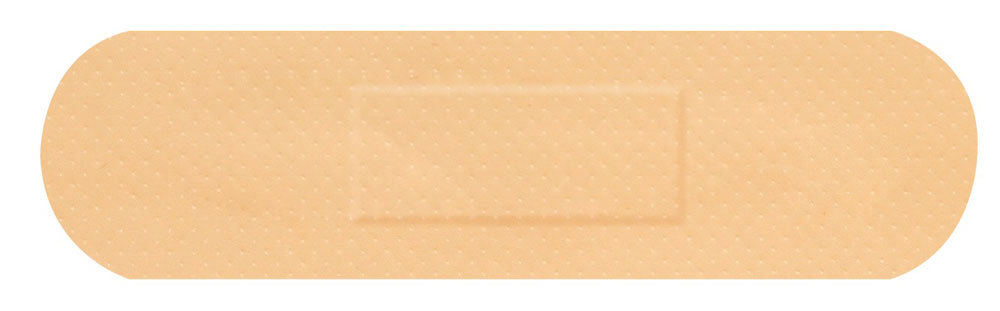 WATERPROOF MEDUIM STRIP PLASTERS 100 - CM0534