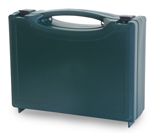 CLICK MEDICAL 2080 MEDIUM PRIESTFIELD FIRST AID BOX GRN - CM1013