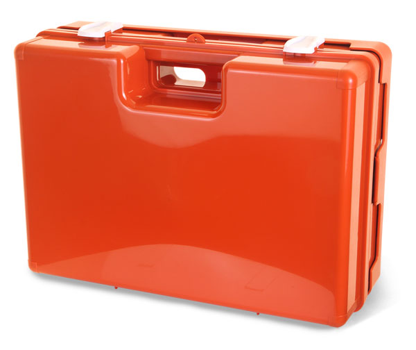 624B ABS GREEN FIRST AID BOX 270X190X120MM - CM1022