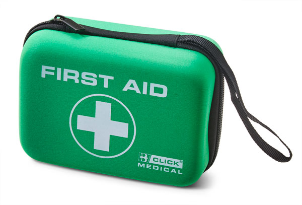 CLICK MEDICAL SMALL FEVA FIRST AID CASE - CM1108