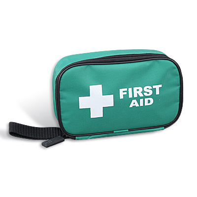 FIRST AID BAG 150X110X45MM (INCLUDING PRINTING) - CM1176