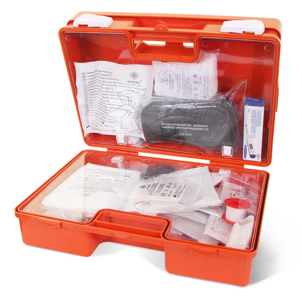ITALIAN WORKPLACE FIRST AID KIT - CM1833
