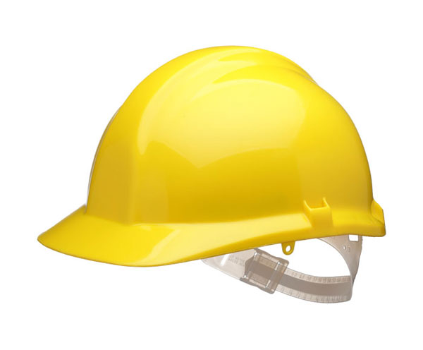 1125 SAFETY HELMET YELLOW  - CNS03YA