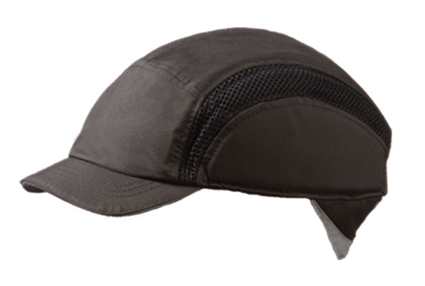AIRPRO BASEBALL BUMP CAP REDUCED PEAK  - CNS38BLRP