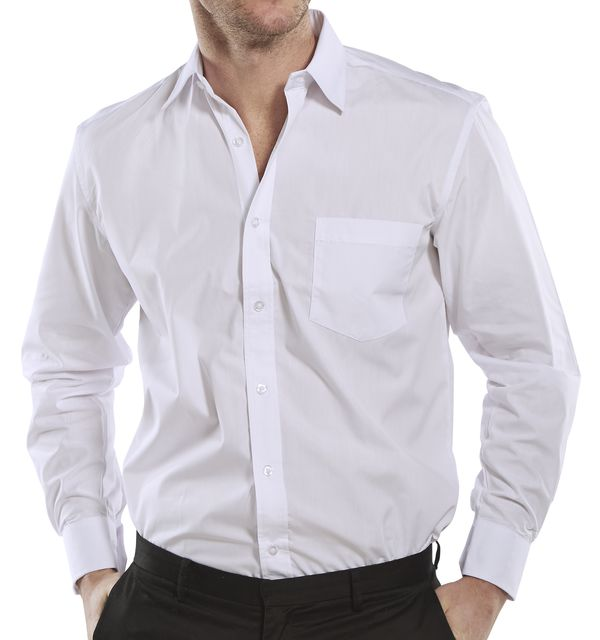 CLASSIC SHIRT LONG SHIRT - CS