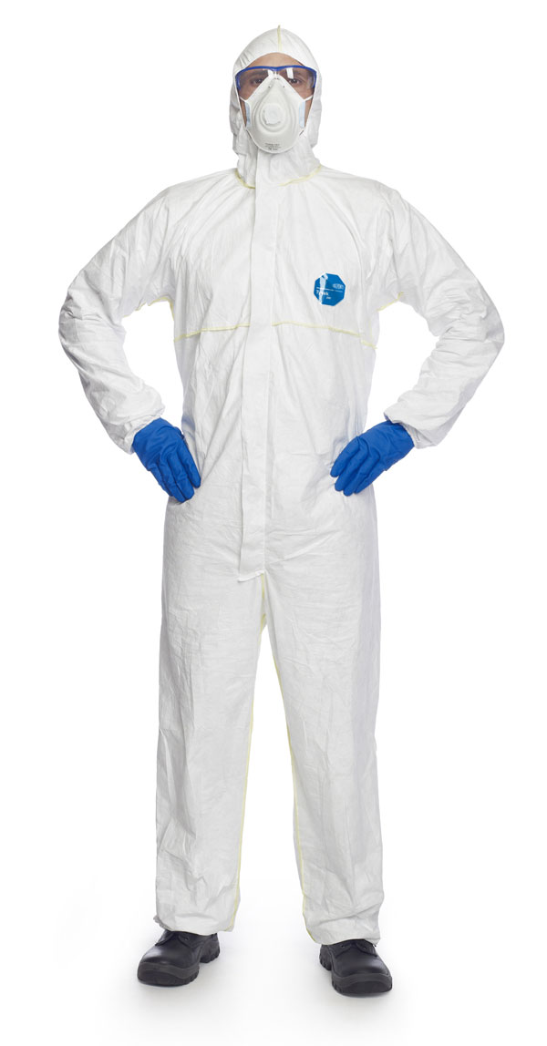 DUPONT EASYSAFE COVERALL - DESCW