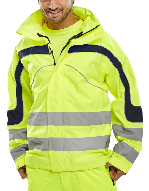 ETON BREATHABLE EN471 JACKET - ET45SY
