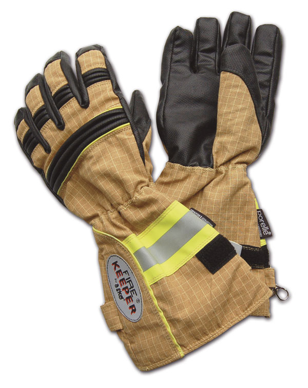 FIRE KEEPER PBI MATRIX LONG CUFF GLOVE - FKLCPBI
