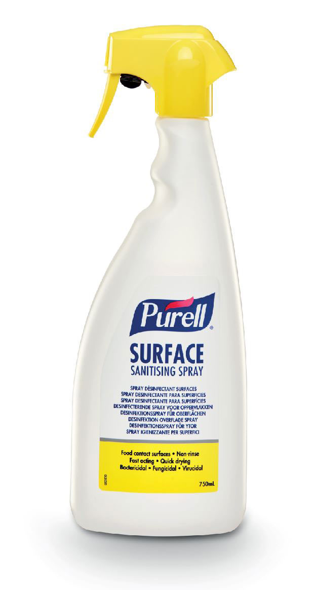 PURELL SURFACE SANITISING SPRAY - GJ32675-06