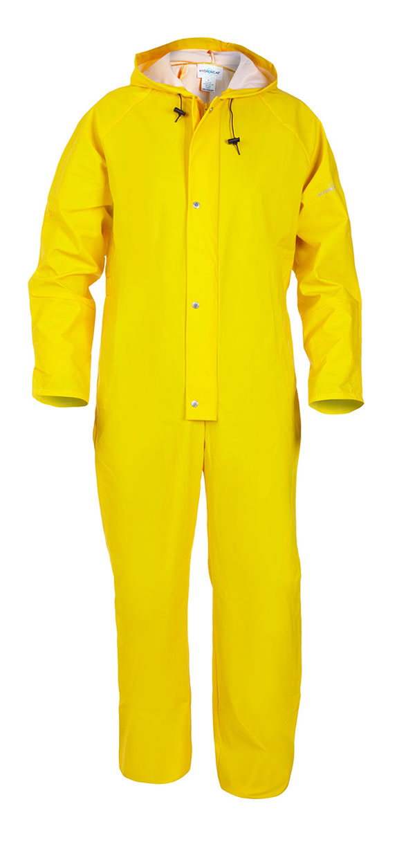 SALESBURY HYDROSOFT WATERPROOF COVERALL - HYD018500