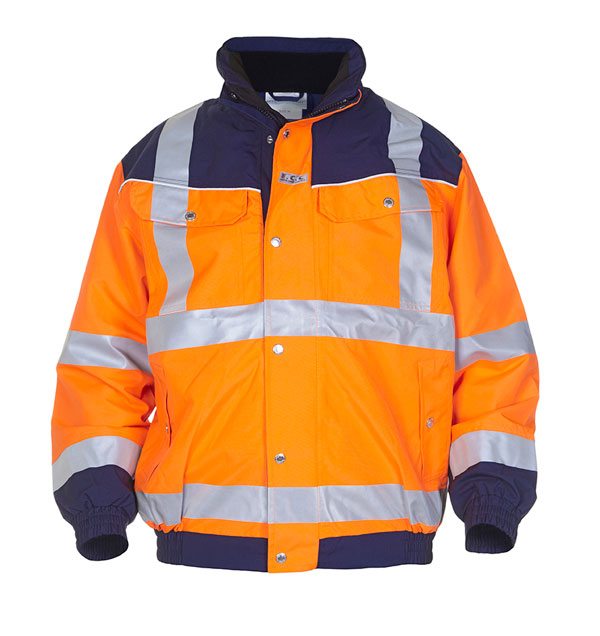 FURTH HIGH VISIBILITY SNS PILOT JACKET TWO TONE - HYD02159