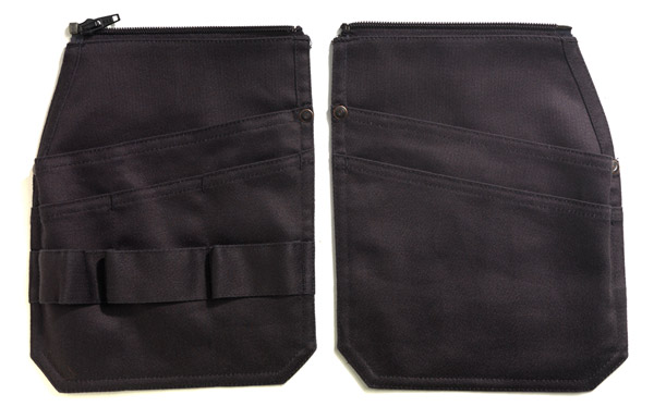 HESSLE BLACK SWING POCKET SET  - HYD041003
