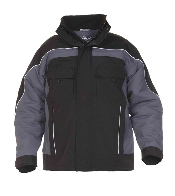RIMINI SNS WATERPROOF FIXED LINING PILOT JACKET  - HYD04250