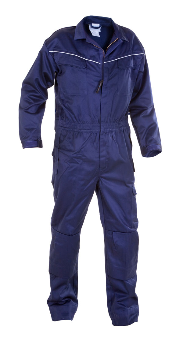 MAASTRICHT MULTI COTTON FLAME RETARDANT ANTI-STATIC COVERALL - HYD0434