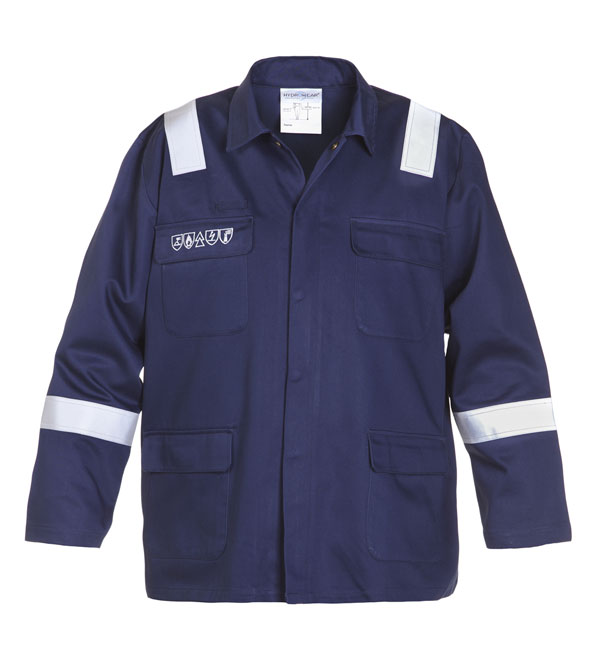 MELK MULTI CVC FLAME RETARDANT ANTI-STATIC JACKET  - HYD043505