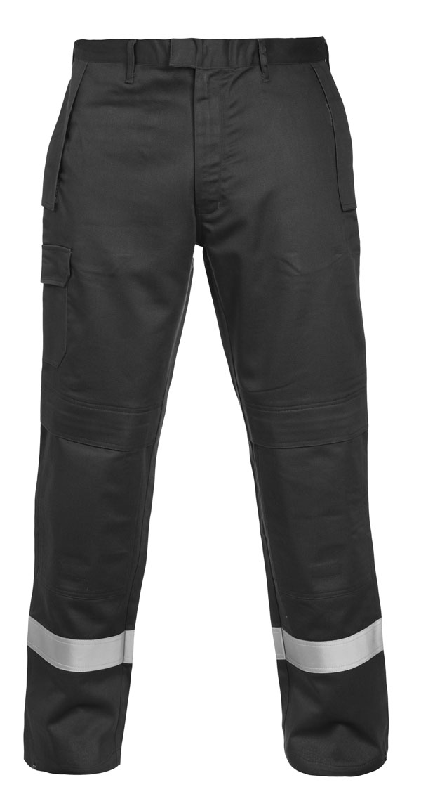 MEDDO MULTI CVC FLAME RETARDANT ANTI-STATIC TROUSER  - HYD043510