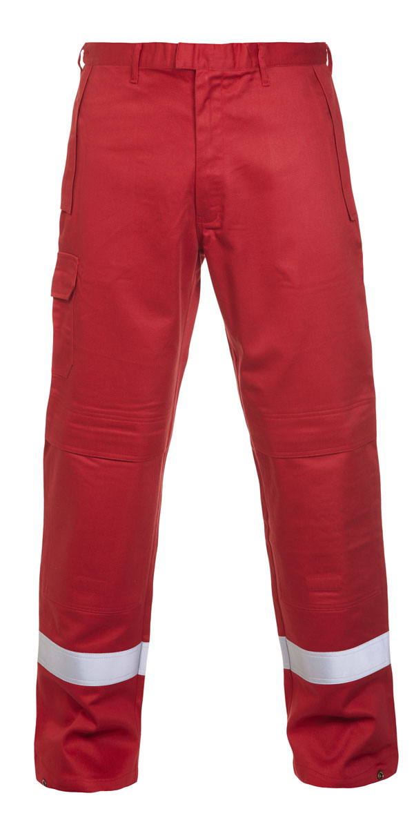 MEDDO MULTI CVC FR AS TROUSER  - HYD043510RE