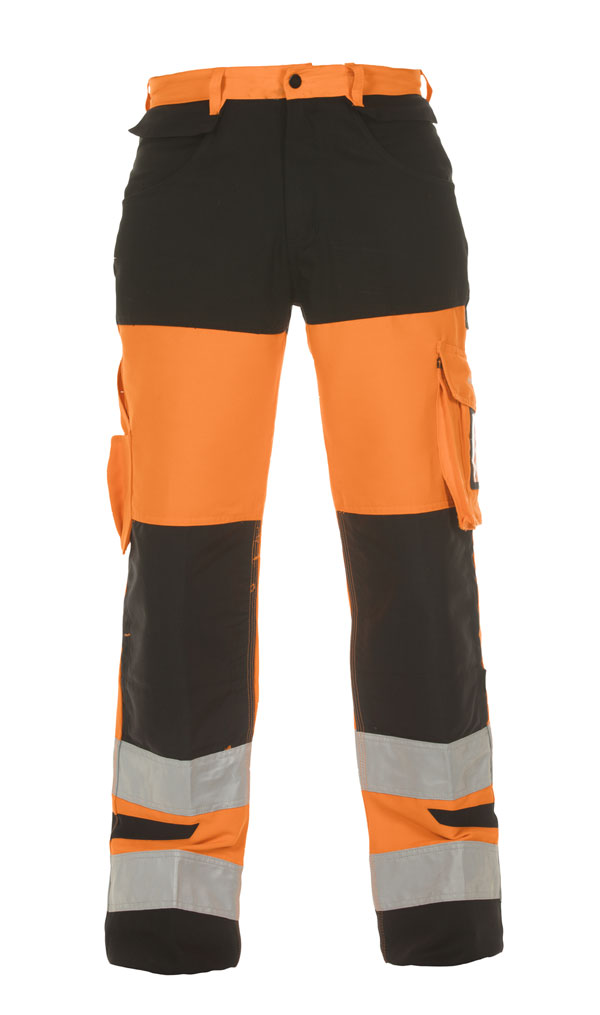 HERTFORD HIGH VISIBILITY TROUSER TWO TONE - HYD044474