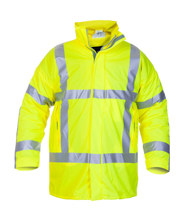 NORFOLK MULTI HYDROSOFT FLAME RETARDANT ANTI-STATIC WATERPROOF LINED PARKA  - HYD066850