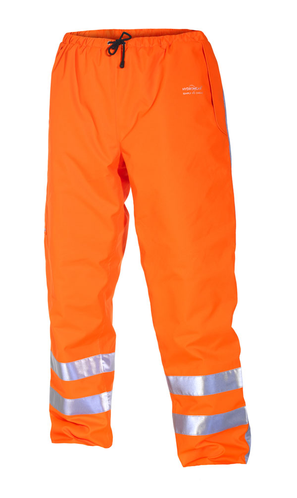 URBACH SNS HIGH VISIBILITY WATERPROOF QUILTED TROUSER  - HYD072200