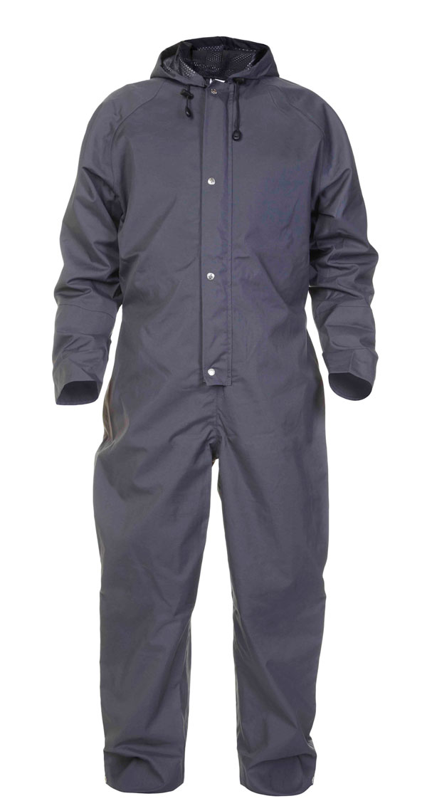 URK SNS WATERPROOF COVERALL - HYD072450GY