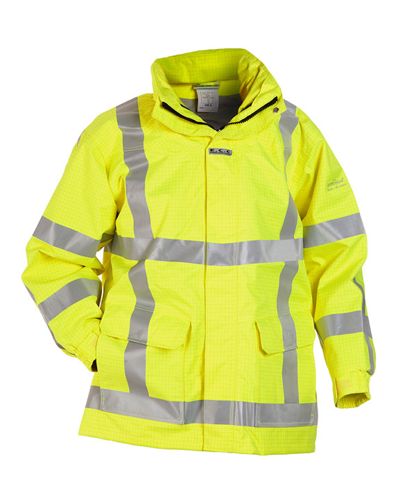 MARKELO MULTI SNS FLAME RETARDANT ANTI-STATIC WATERPROOF PARKA - HYD073000