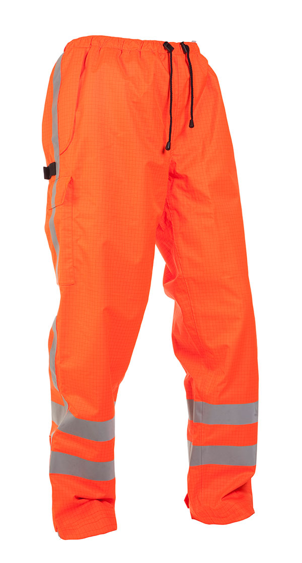 MIAMI MULTI SNS FLAME RETARDANT ANTI-STATIC WATERPROOF TROUSER - HYD073600