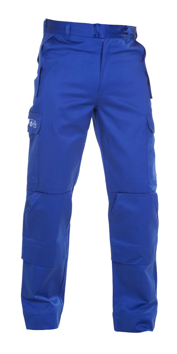 MEPPEL MULTI COTTON FLAME RETARDANT ANTI-STATIC TROUSERS - HYD3458R