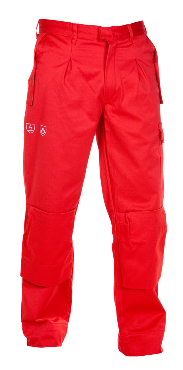 MEPPEL MULTI COTTON FLAME RETARDANT ANTI-STATIC TROUSERS - HYD3458RE
