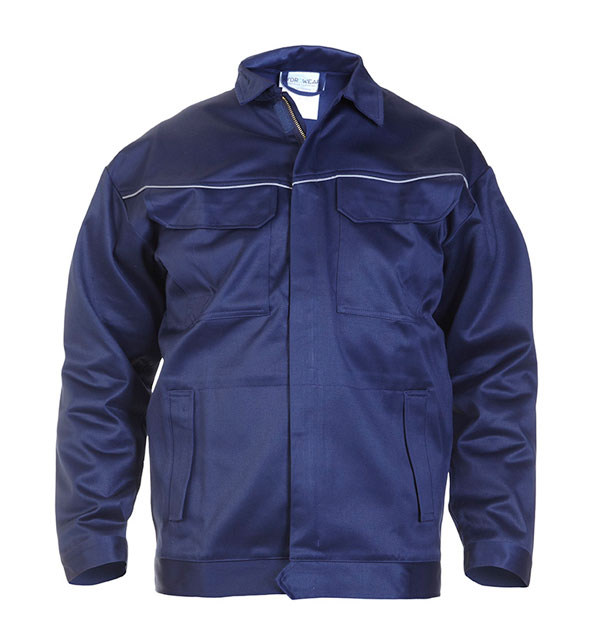 MUIDEN MULTI COTTON FLAME RETARDANT JACKET - HYD3461